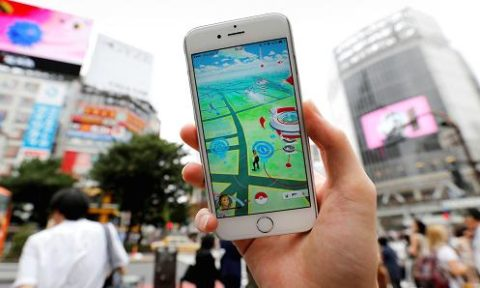 Pokemon Go-like game is a big hit in the UK, and it's coming to the US