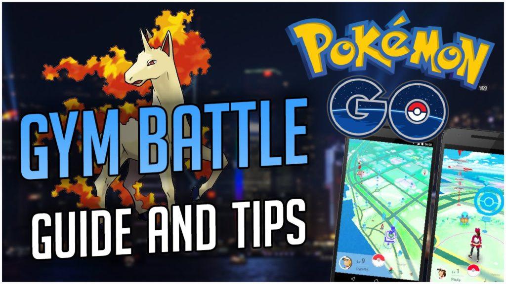 Pokemon GO GYM Wiki BATTLE Wiki
