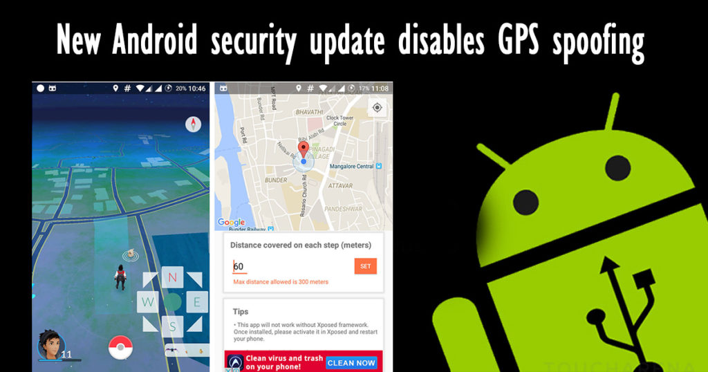 Pokemon Go Gps Spoofing Disabled By Android Security