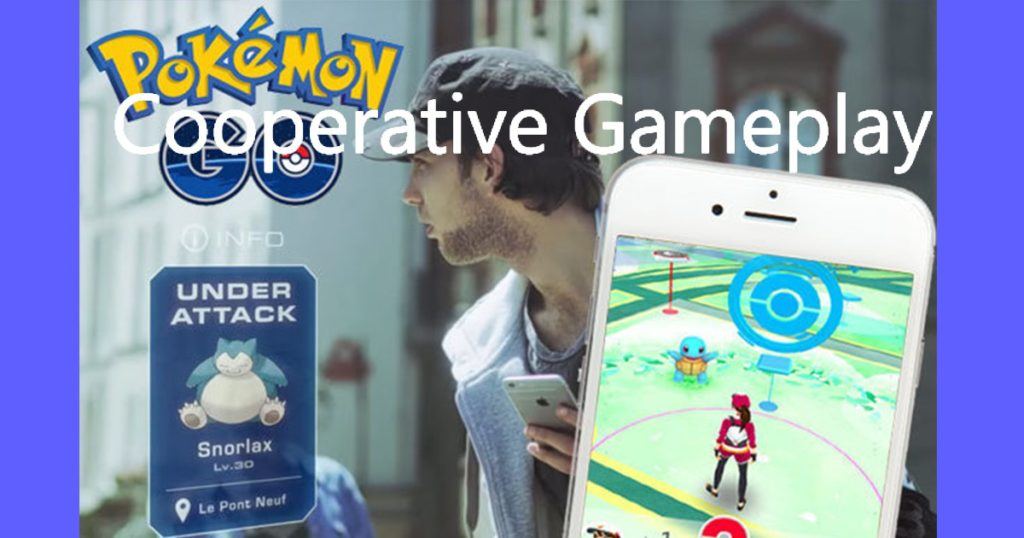 Cooperative Gameplay