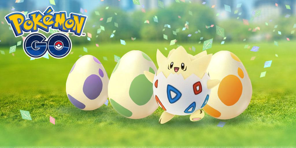 pokemon-go- Easter