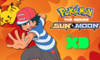 Pokemon sun moon Anime