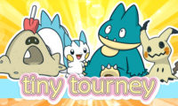 Prepare for the tiny tourney!