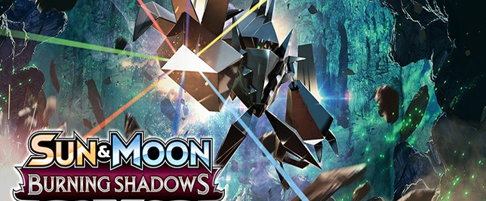 Burning Shadows Expansion Coming for Pokémon TCG