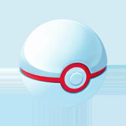 Pokemon GOPremier Ball