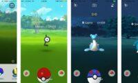Pokemon GO Targeting Cirlces