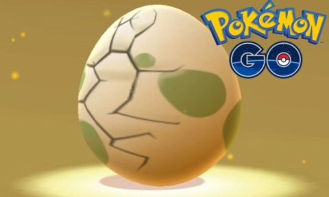 Pokemon GO New Pokemon Hatching from Eggs