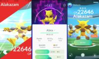 Pokemon GO Raids Alakazam