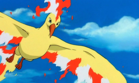 Pokemon Go How to Defeat And Catch Moltres