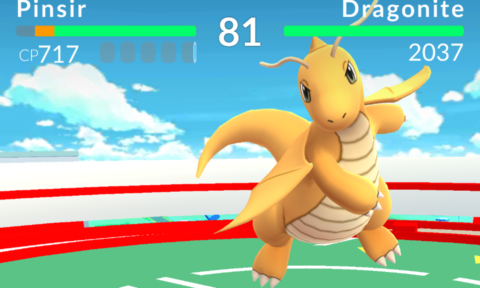 Pokemon Go Player Develops the Ultimate Gym Attacking Strategy 1