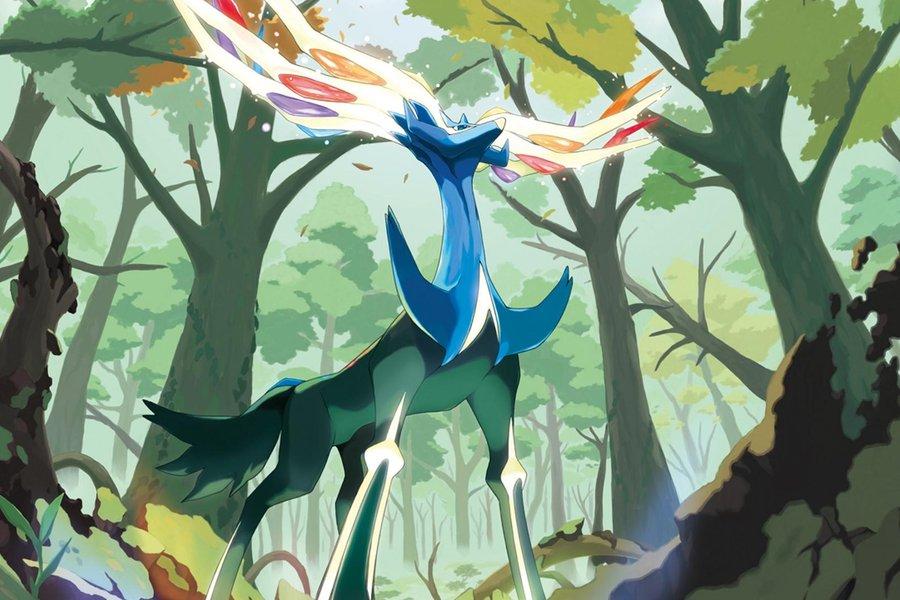 Easily one of the prettiest Pokemon