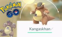 Pokemon Go Adds Kangaskhan In California To Celebrate World Championships