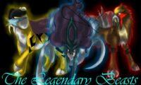 Legend of the Legendary Beasts