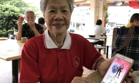 Meet 84-year-old Pokemon GO hunter who has caught 'em all 1