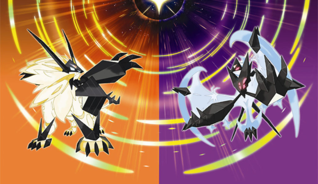 New Details About Pokemon Ultra Sun and Ultra Moon's Legendaries Revealed