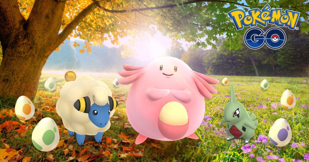 Pokemon Go Equinox Event Coming