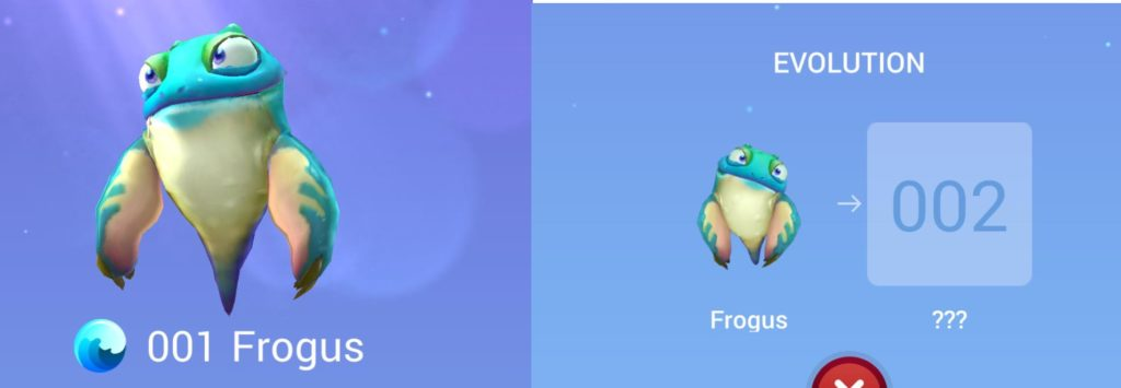 Frogus Bestiary