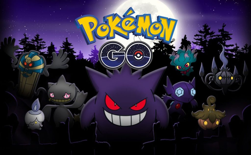 Pokemon Go to Add Generation 3 During Halloween Event