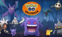 Pokemon Go Halloween event box