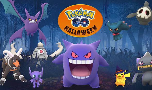 Pokemon Go reveals Halloween and Gen 3 creatures release date