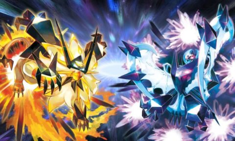 Pokémon Ultra Sun and Ultra Moon beef up legendaries with new Z-Moves 1