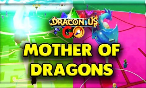Draconius Go Mother of Dragons