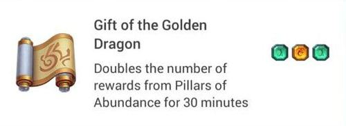 Gift of the Golden Dragon