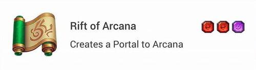 Rift of Arcana