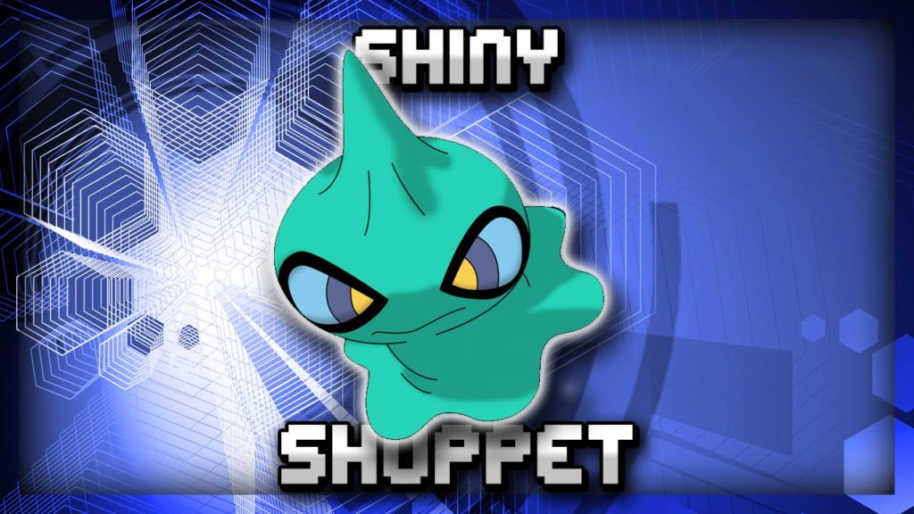 Shinny Shuppet