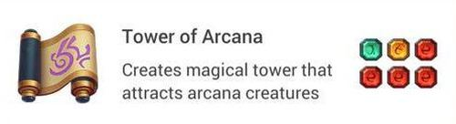 Tower of Arcana