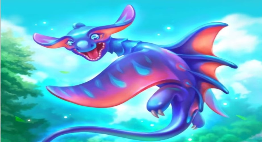 Leviathan Draconius Go