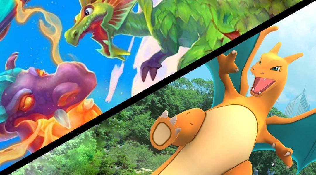 Things Draconius GO Does Better Than Pokemon GO 2
