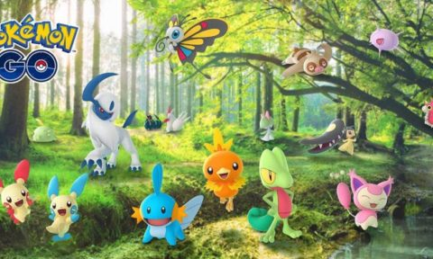 Pokemon Go Seven Generations In Four Years