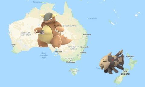 Pokemon Go Strangest Regional Exclusive Pokemon
