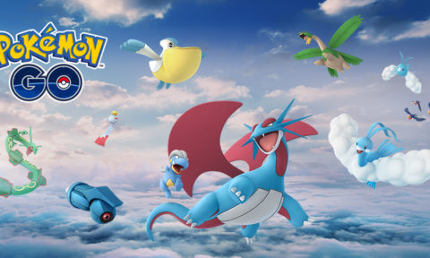Discover Rayquaza and More Pokémon Originally from the Hoenn Region!