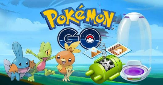 Pokemon Go: New Trainer Items Now Available (Earn Medals) 1
