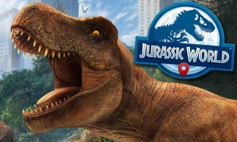 Jurassic World Alive: Pokemon Go With Giant Dinosaurs