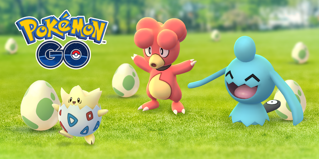 Pokemon Go: Eggstravaganza 2018 Event Guide