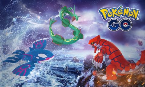 Rayquaza Is In The Lead As Pokemon GO's Legendary Week Ends