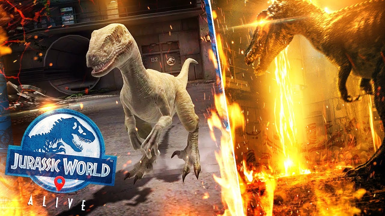 Jurassic World Alive Stats and Arena Battle Guide