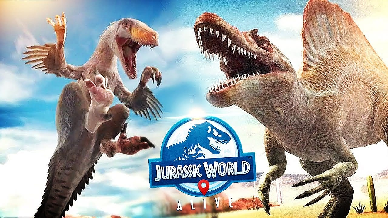 Jurassic World Alive: Tips and Tricks