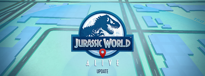 Jurassic World Alive Update 1.3