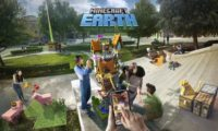 Minecraft Earth: AR game beyond Pokemon Go+