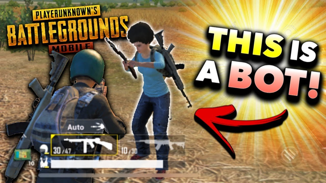 PUBG Mobile: Bots effect on Rank 1