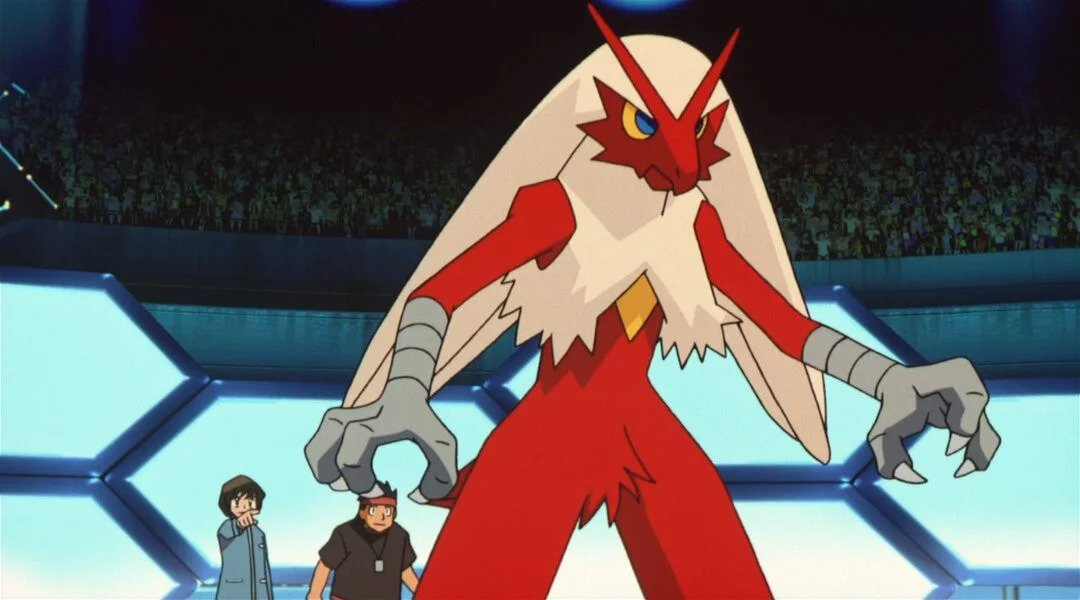 Pokemon Go: Blast Burn as Blaziken Community Day move
