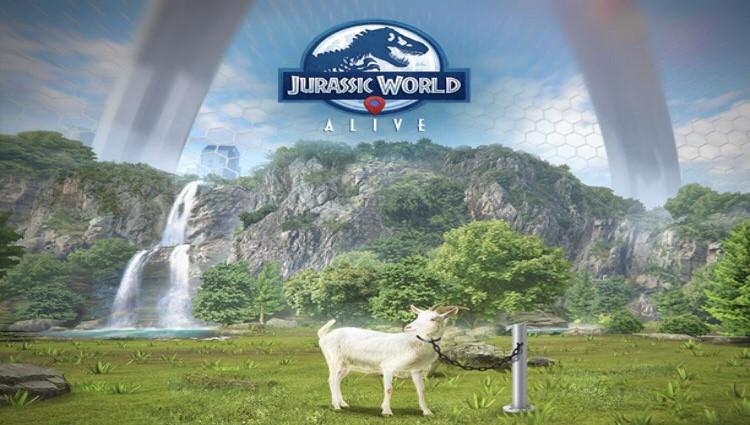 Jurassic World Alive Sanctuaries