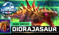Diorajasaur Featured
