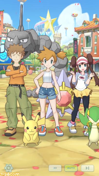Pokemon Masters Buddy