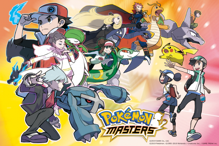 Pokemon Masters: How to pre-register