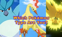 Pokemon Personality Quiz